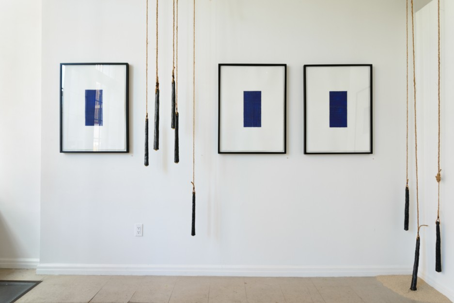 Amy Ralston installation Ascension in Soundings
